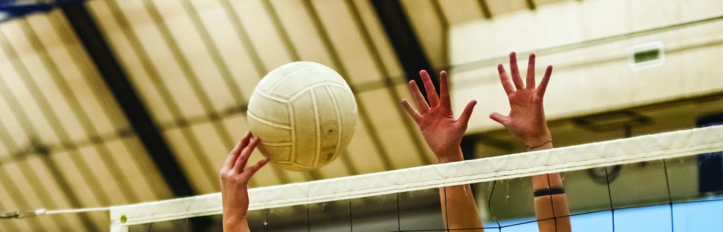 Volleyball Photos by Stephen Badger