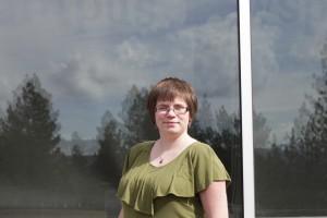 Cedar Goslin, Editor-in-Chief, The Broadside