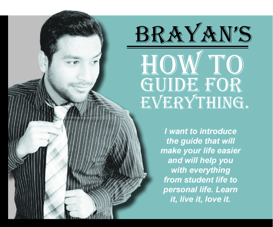 Brayan's how to guide